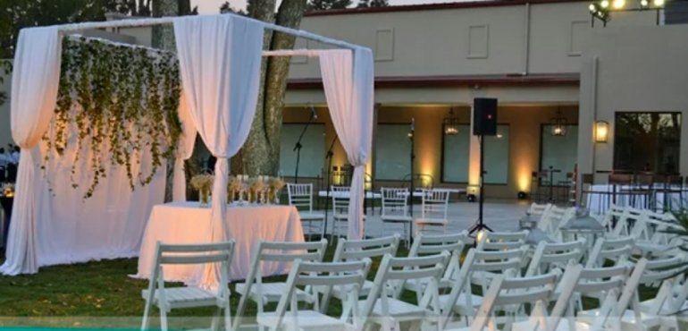 El casamiento de Dalma Maradona: cuál será el salón de la súper fiesta y los detalles íntimos de la boda
