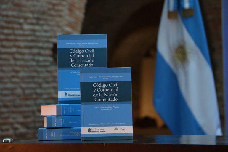 El Gobierno nacional creó una comisión para modificar el Código Civil y Comercial