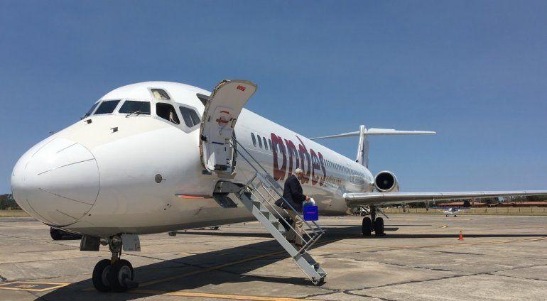 Desde Andes aseguran que los vuelos a Jujuy no corren riesgo