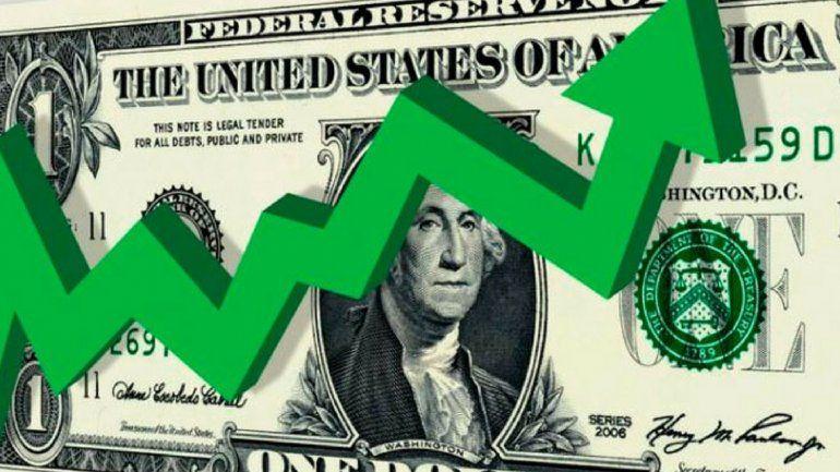 El dólar sigue subiendo y en algunos lugares se vende a $25.50
