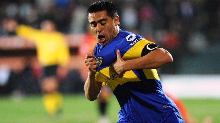 Juan Román Riquelme podría jugar para Central  Norte y enfrentar a River