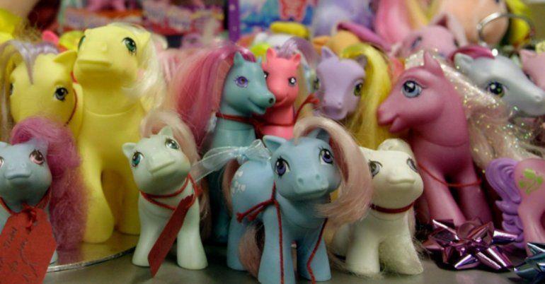 Volvieron los muñecos originales de Mi Pequeño Pony y la nostalgia invadió internet