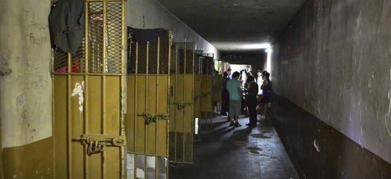 En San Pedro las comisarías tienen sólo dos guardacárceles para custodiar a más de 30 presos