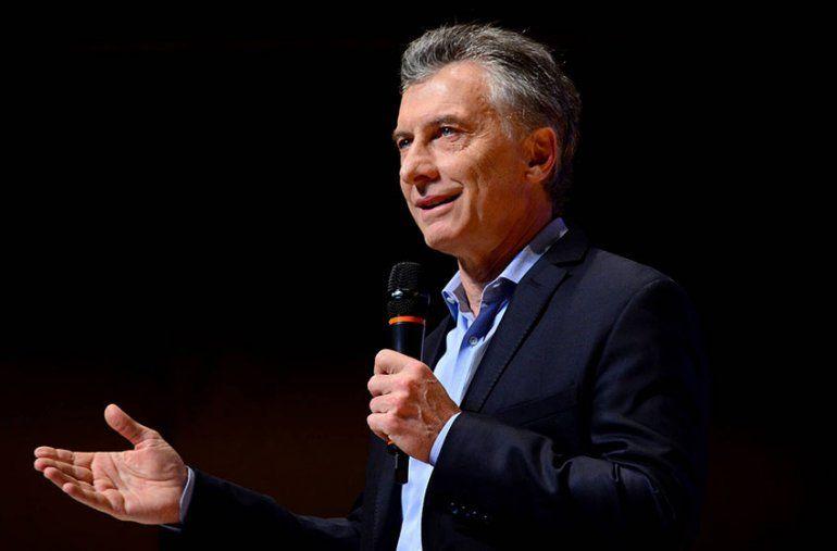 Mauricio Macri pidió reducir los gastos de la política, dar el ejemplo y terminar con los privilegios