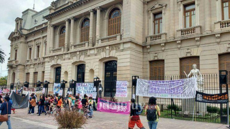 8M: Jujuy se sumó a la movilización por el Día Internacional de la Mujer