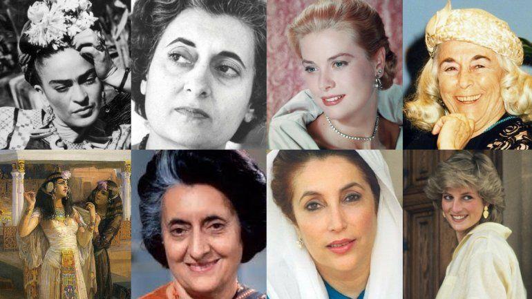 Las 20 mujeres más destacadas de la Historia