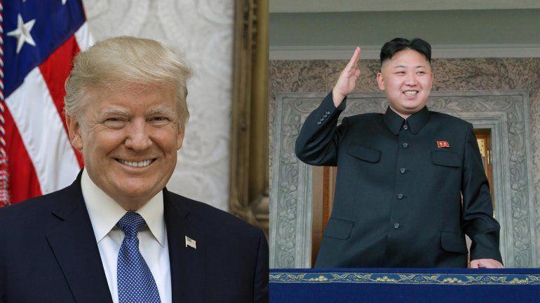 ¿Llega la paz? Trump y el presidente de Corea se reunirán en mayo
