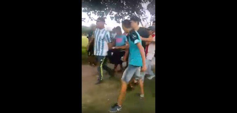 Tucumán: Tiros, cánticos y llantos en la despedida del joven asesinado por un justiciero