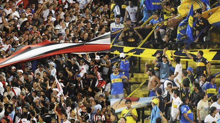 A full con la reventa de entradas para el clásico Boca-River en Mendoza