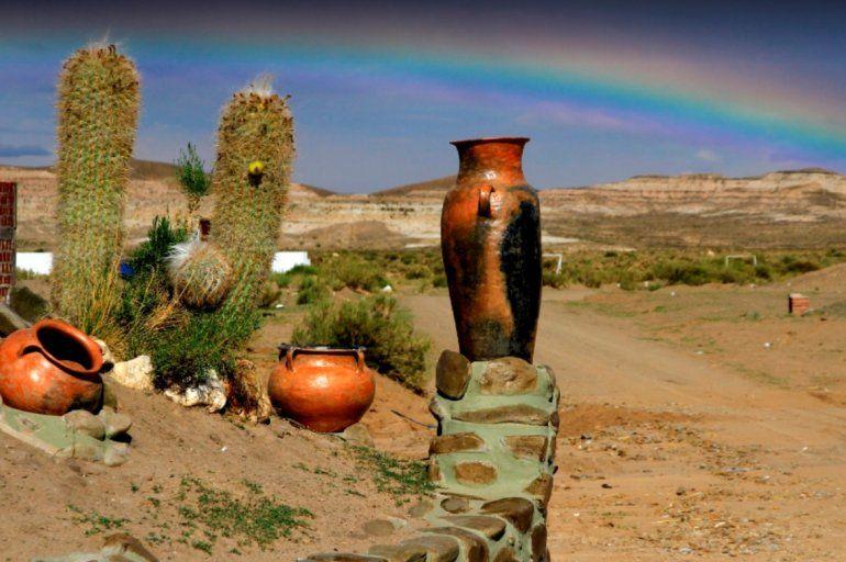 Casira, el único pueblo alfarero del país, deslumbra a todos con sus paisajes únicos