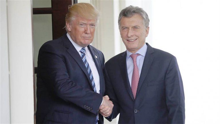 Mauricio Macri habló con Donald Trump por los aranceles al acero y el aluminio