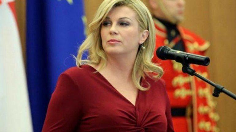 La presidenta de Croacia llegará con empresarios para fortalecer el comercio con la Argentina