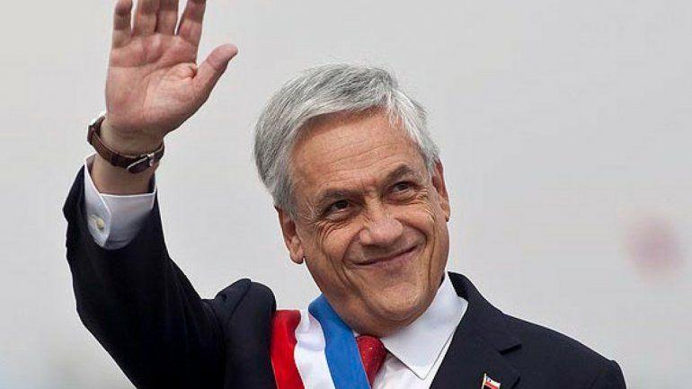 Macri asiste en Chile a la asunción de Sebastián Piñera y se reúne con Temer