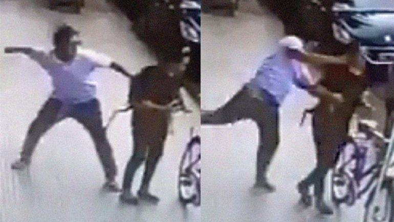 El detenido no sería el atacante de la mujer en Palermo