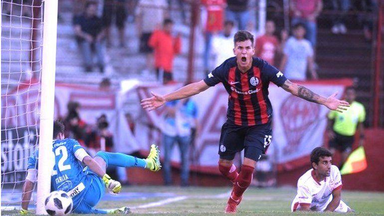 Santo milagro: San Lorenzo logró un agónico empate frente a Huracán