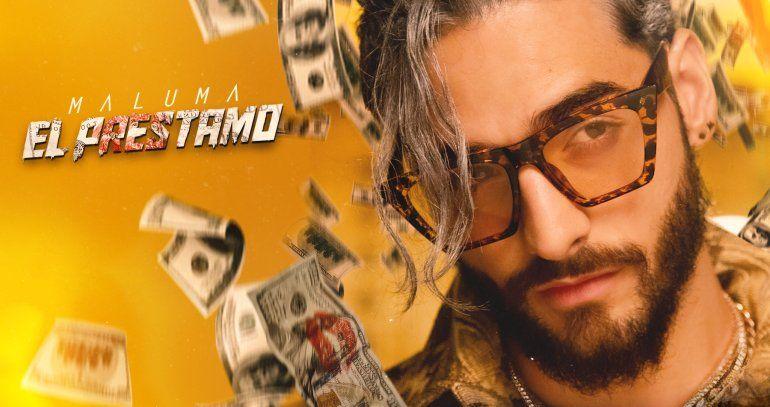 Fin de la espera: llegó El préstamo, el nuevo éxito de Maluma