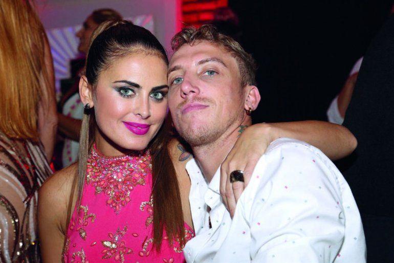 El Polaco y Silvina Luna suspendieron sus vacaciones por Europa y se separaron definitivamente