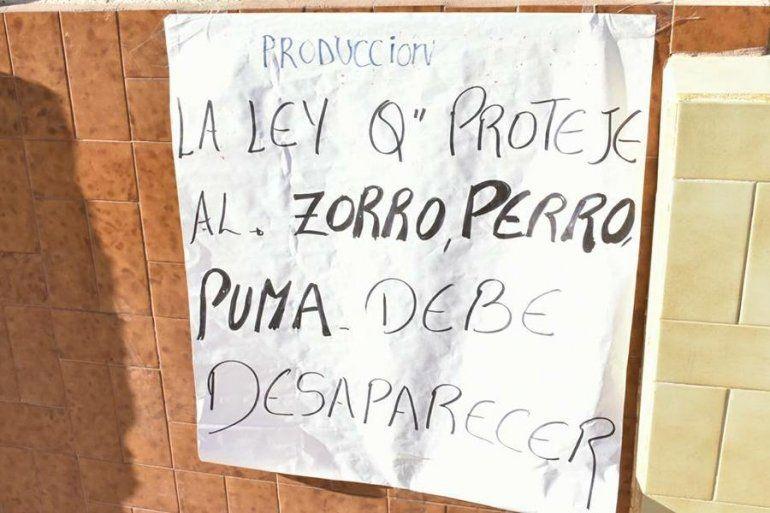 Protesta en Abra Pampa