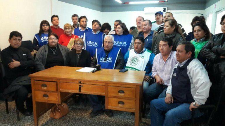 Paritarias: Con la vara alta los gremios estatales de Jujuy esperan la reunión del martes
