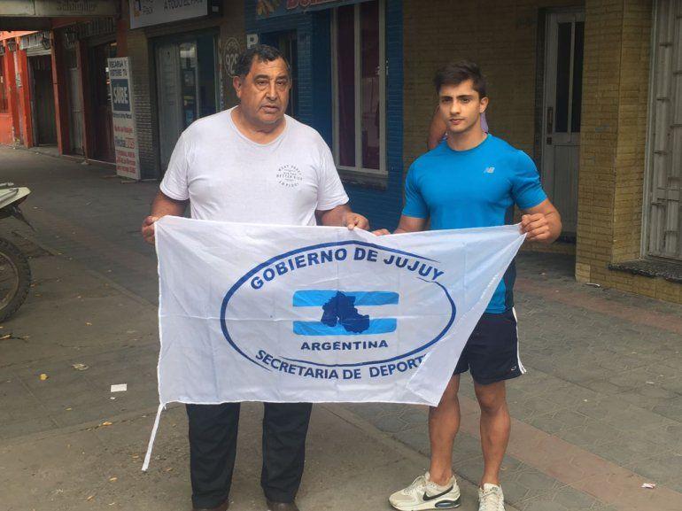 El jujeño Rodrigo Barrios dirá presente en el Mundial