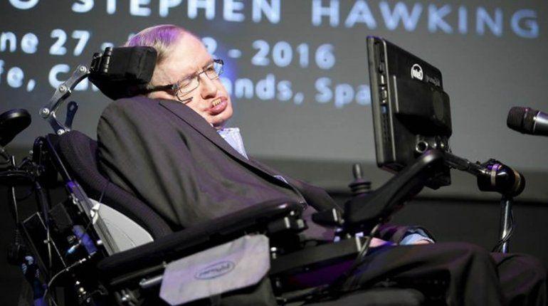 A los 76 años murió el físico británico Stephen Hawking