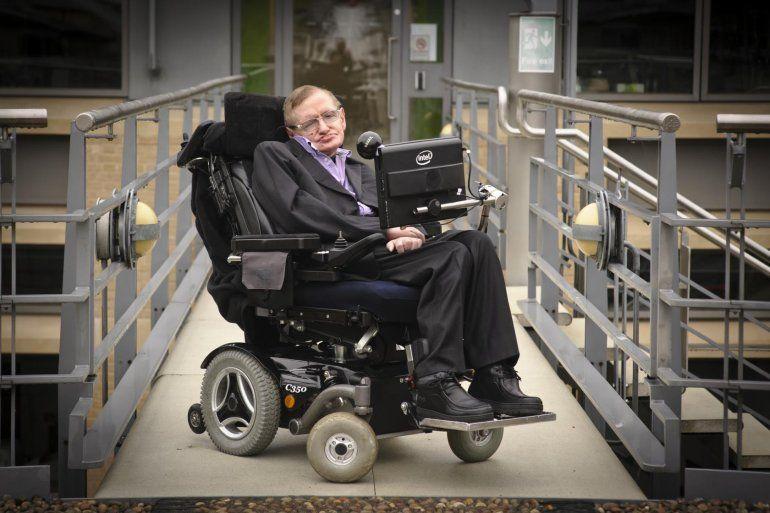 Stephen Hawking, el científico más popular desde Albert Einstein: conocé su obra