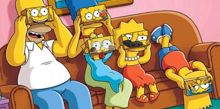 Los Simpson crearon una palabra y 22 años después van a incluirla en el diccionario
