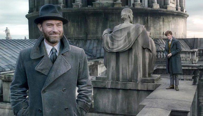 Primer trailer oficial de Animales Fantásticos: Los Crímenes de Grindelwald