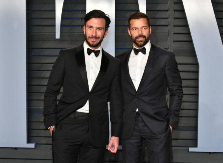 Ricky Martin confiesa que su boda provocó un problema familiar