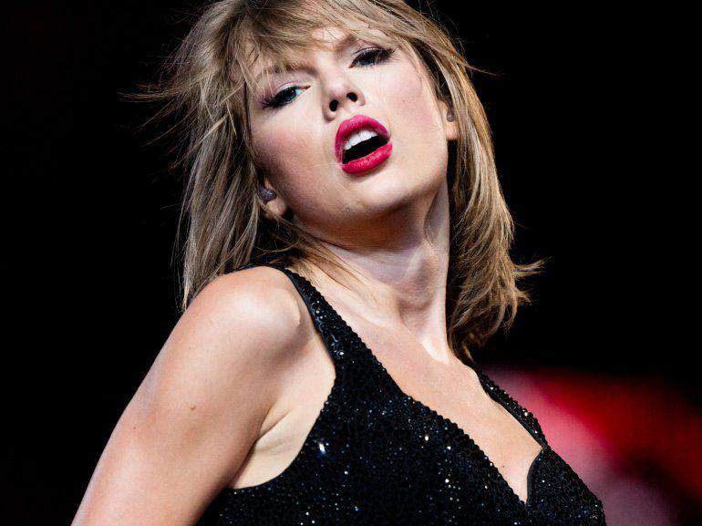 Según Forbes, Taylor Swift es la famosa mejor paga del mundo