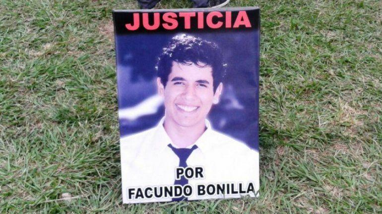 Caso Facundo Bonilla: en tres días se conocería la sentencia a los imputados y podría ser cadena perpetua