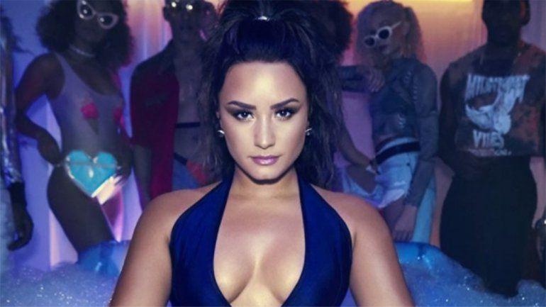 Enterate porqué Demi Lovato mostró su celulitis y estrías en Instagram