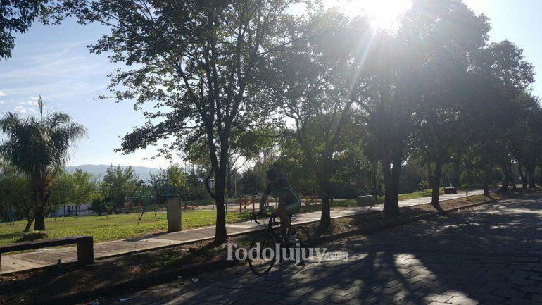 Tiempo en Jujuy: Calor y máximas que llegarán a los 26º