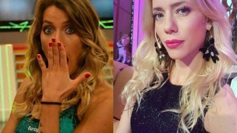 Las disculpas de Mica Viciconte por dormir con la hija de Nicole Neumann