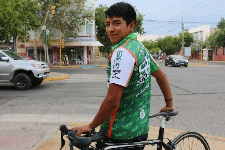 Un ciclista jujeño sería cómplice en un caso de robo en San Juan