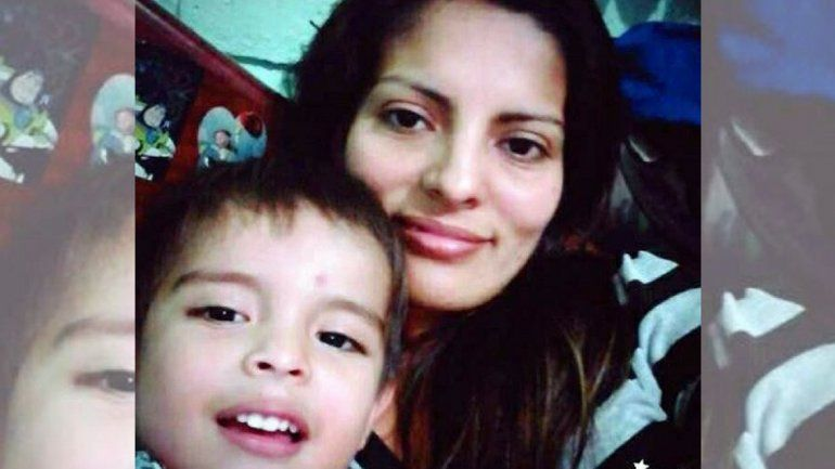 Ana Gómez irá a juicio por la muerte de su hijo Alexis Mamaní