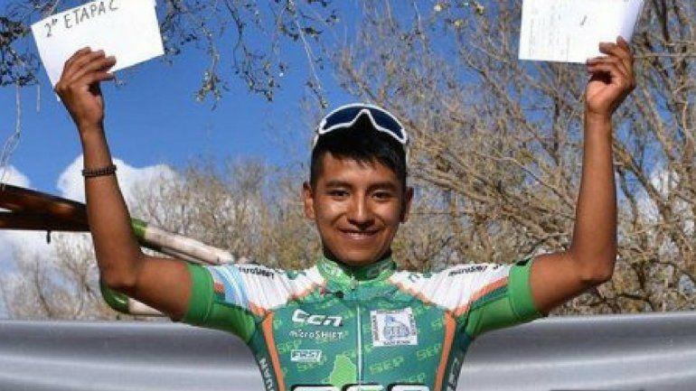 Desde la Asociación Jujeña de Ciclismo apoyan a Franklin y niegan que sea responsable de los robos en San Juan