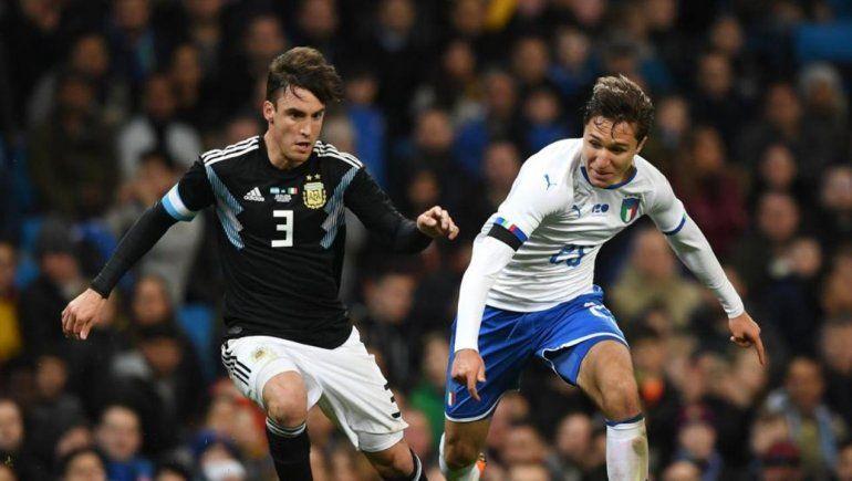 Reviví Argentina 2 vs Italia 0