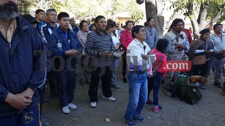 En Punta Corral entendés lo que es la fe, dicen los peregrinos que ya llegaron al santuario