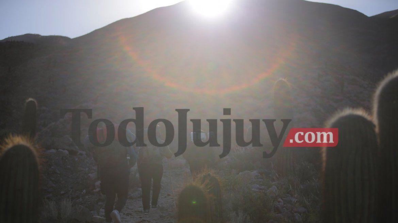 Las mejores fotos de la peregrinación al Abra de Punta Corral
