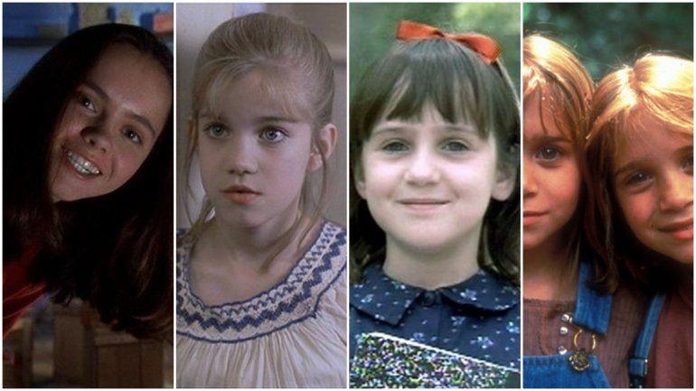 Así lucen las estrellas infantiles del cine 20 años después
