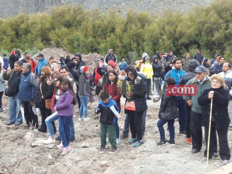 Mecheras en Punta Corral: aprovecharon la multitud y le robaron a una peregrina