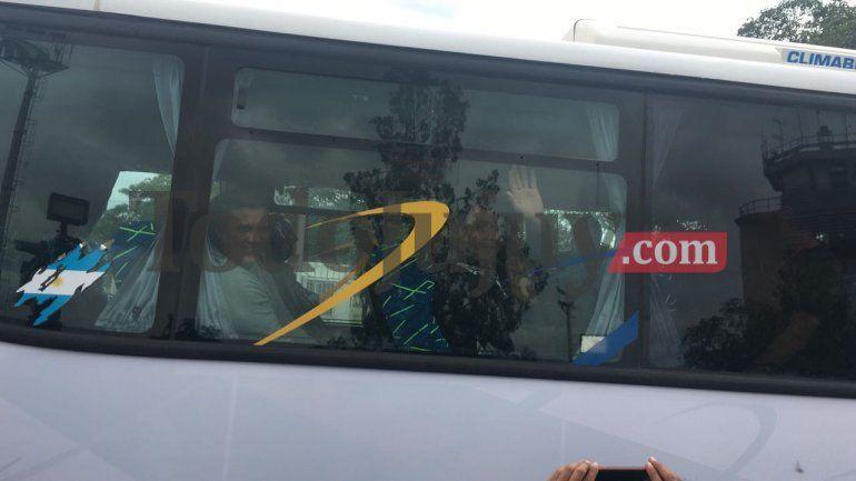 Los Campeones del Mundo de 1986 llegaron a Jujuy: Es muy emocionante volver