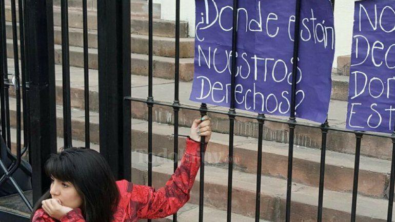 Estudiantes del CEIJA Idear: Somos alumnos que no tienen colegio