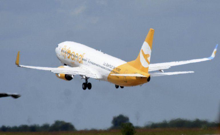 Hoy comienza a funcionar Flybondi en Jujuy con 5 vuelos semanales
