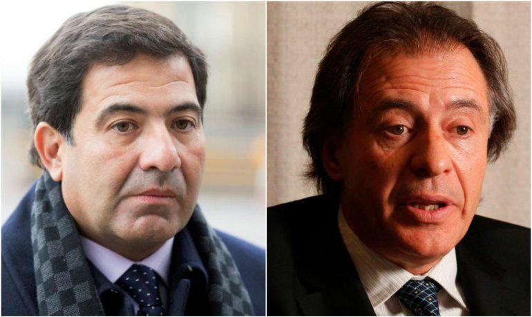 El fiscal Germán Moldes pidió la detención de Ricardo Echegaray y Cristóbal López