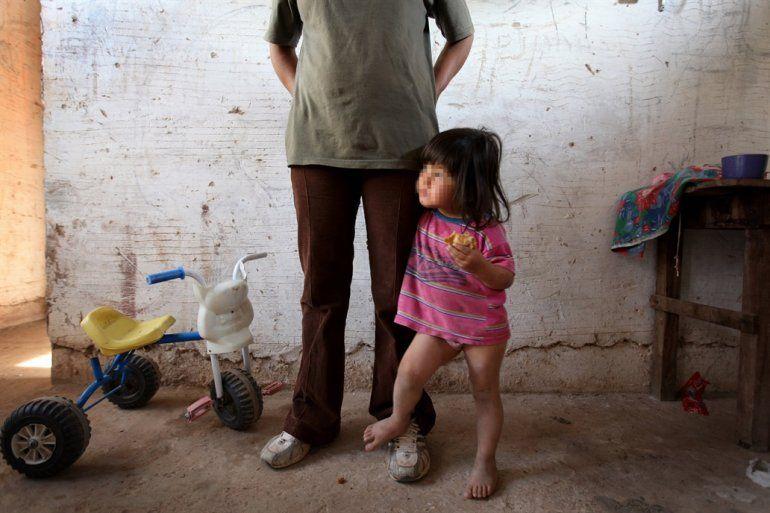 Para Unicef, casi la mitad de los niños y adolescentes en Argentina son pobres