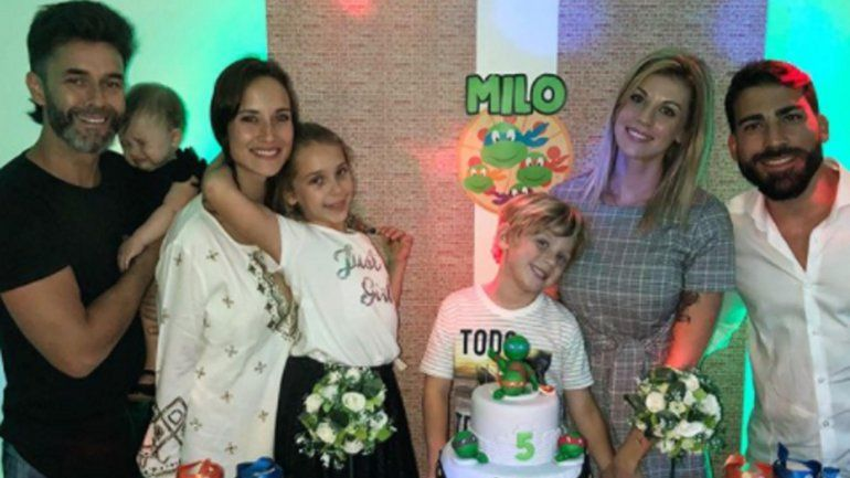 Una de las hijas de Mariano Martínez debutará como actriz