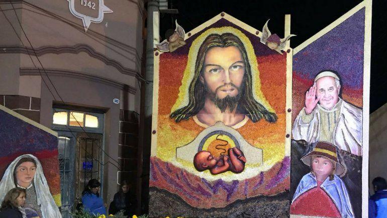 Fe y arte popular jujeño: Vía Crucis con ermitas en Tilcara
