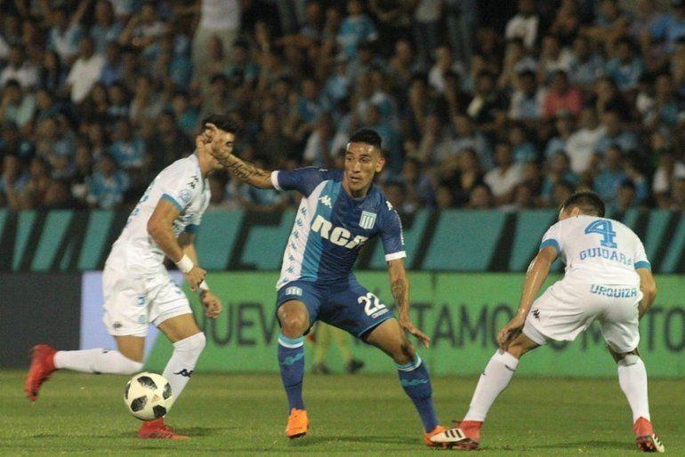 Racing empató en Córdoba con Belgrano en un partidazo